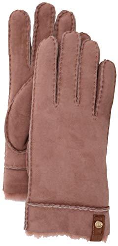 UGG Womens Tenney Glove, Lantana Pink, Size Large -