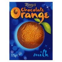 Terry\'s Chocolate Orange 6.17 Oz. Pack of Three
