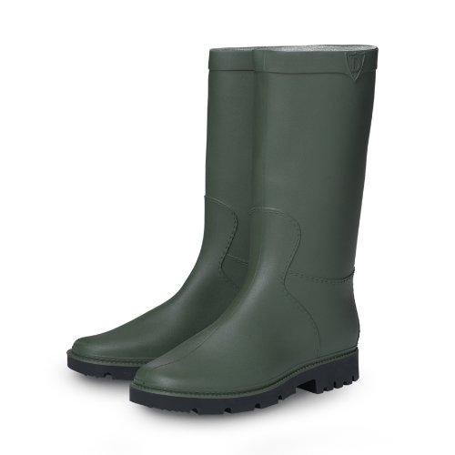 Stormafit Wellington Size 8 - Botas para hombre, color verde, talla Size 5