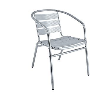 Florida Seating Clearwater Arm Chair stackable - - Florida Seating