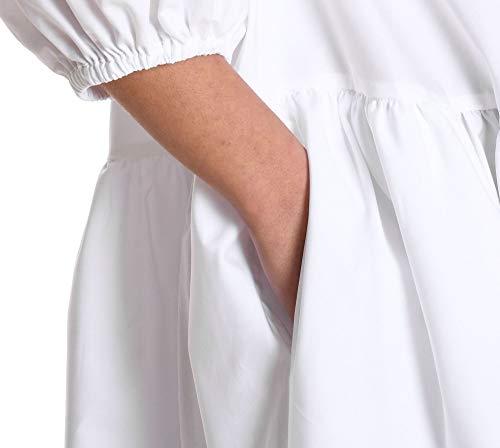 Coton Robe Aspesi Blanc Femme 2922130785072 qnwqIH8PtR
