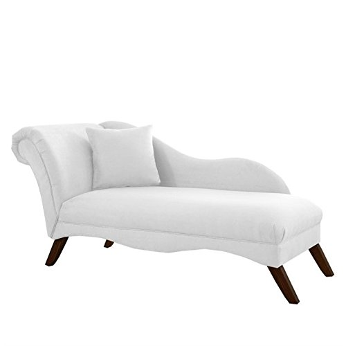 Skyline Chaise Lounge in White