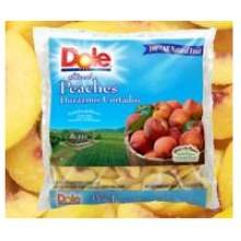 Dole Individual Quick Frozen Sliced Peach, 30 Pound -- 1 each.