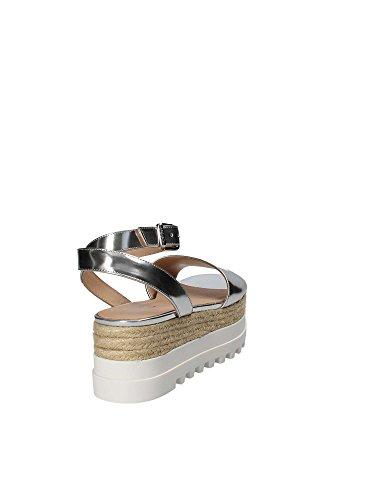 Liu Jo S18069 P0231 Sandalia Mujer Gris
