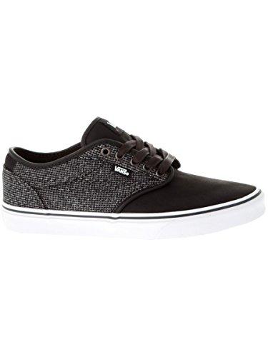 Vans - Zapatillas para hombre Negro - marrón