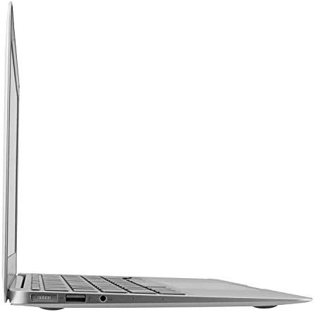 Apple MacBook Air MJVM2LL/A 11.6 Inch Laptop (Intel Core i5 Dual-Core 1.6GHz up to 2.7GHz, 4GB RAM, 128GB SSD, Wi-Fi, Bluetooth 4.0, Integrated Intel HD Graphics 6000, Mac OS) (Renewed) 31O1OBEwb6L