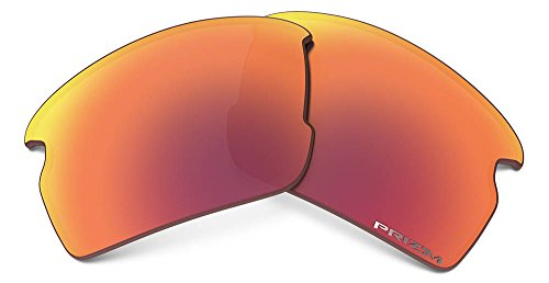 Oakley 101-107-003 Men's Flak 2.0 PRIZM Replacement Lenses, Prizm - Prizm Oakley 2.0 Flak Lenses