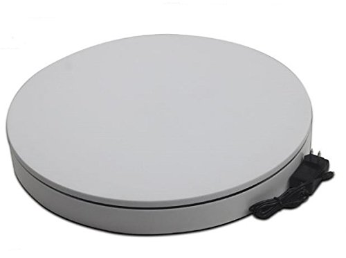BKL NA5006W [撮影用ターンテーブル 白] 電動ターンテーブル 出品などの撮影用 40kg   B076D7N83D
