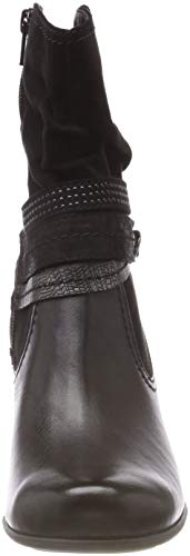 Black 8 Jana Ankle Women's Boots 21 8 25327 Black 001 001 qw7Sw4z