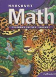 Harcourt Math, Grade 6, Harcourt School Publishers Staff, 0153155310