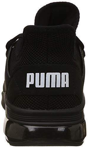 Negro Black puma Zapatillas Deporte Unisex De Puma puma Adulto Black Street Electron 0wZ1xxAO