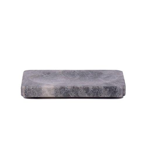 houseproud Melange Marble portasavone die marmo grigo