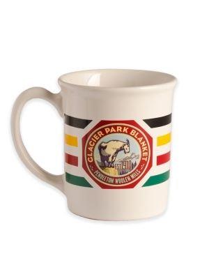 Pendleton National Park Coffee Mug, Glacier White (Coffee Mugs Park)