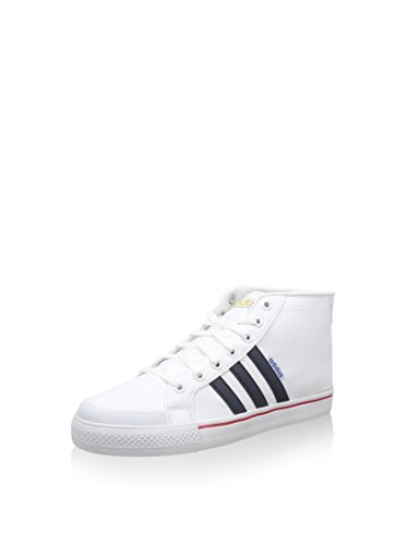 Adidas Clementes Mid - F98794 Bianco-rosso-blu Navy