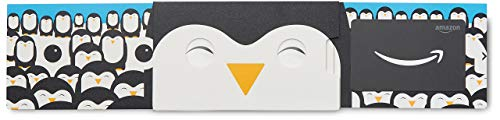 Amazon.com Gift Card in a Happy Penguin Slider