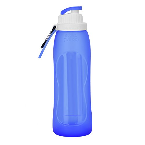 Favormates Collapsible Bottle Premium Quality Silicone