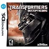 Transformers Decepticons for Nintendo DS