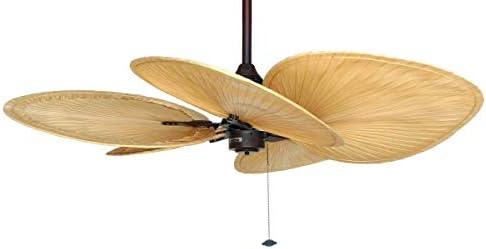 CASA BRUNO ventilador de techo Islander Palma - edición limitada ...