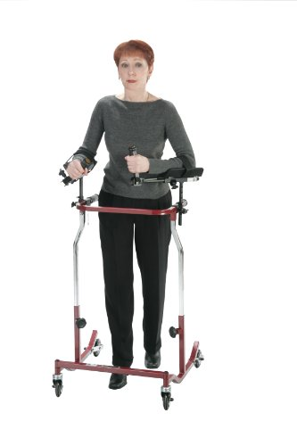 - CE1035FP - Forearm Platforms for all Wenzelite Safety Rollers and Gait Trainers, 1 Pair