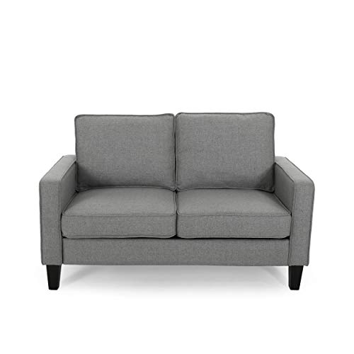 Christopher Knight Home 307778 Ophelia Traditional Fabric Loveseat, - Fabric Ophelia