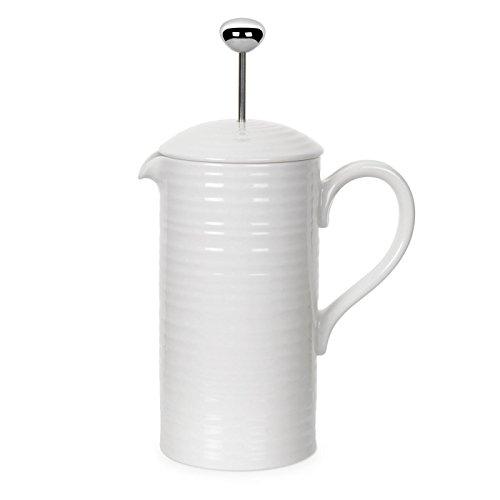 Portmeirion Sophie Conran White Cafetiere ()