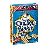 Nabisco Chicken in a Biskit Family Size 12 Oz. (2pk)