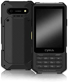 Cyrus CM17 Hybrid Outdoor - Smartphone (Android 7.0 Nougat, 2500 ...
