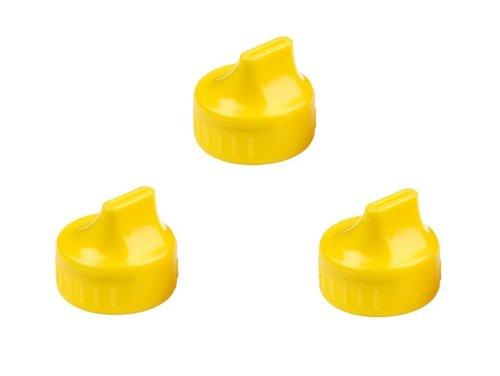Spout Adapter (Parent Units Sippin Spout, 3-Count, Assorted colors)