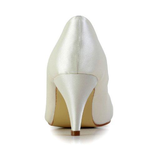 Scarpe Tacco Jia Beige Donna 59494111 Wedding Sposa Col zEqfC
