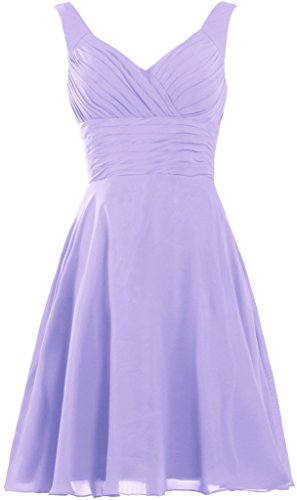 Sweetheart Bridesmaid Dresses A Line Cocktail Gown Size 6 US Lilac ()