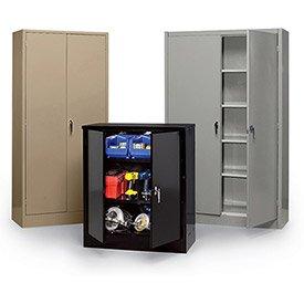 Edsal Storage Cabinet - 36X18x78
