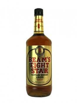 Beam's Eight Star Kentucky Whiskey