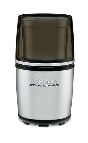 Cuisinart Spice/Nut Grinder SG10C (Nuts And Seeds Grinder)