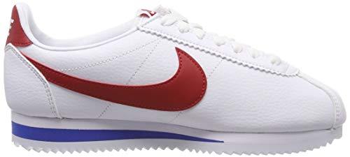 Donna Bianco varsity Power Canotta white Nike Red Royal varsity 154 gRxwPq5