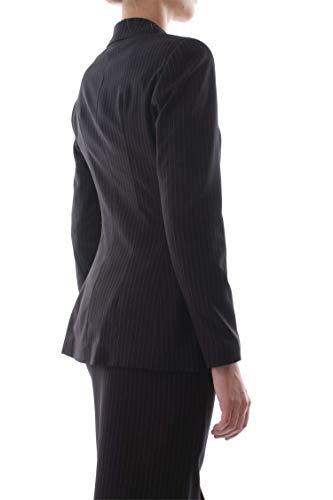 Mujer Negro Kaos Chaqueta Ki1co041 Y Blazer xU0wq