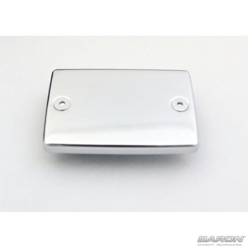 Baron Custom Accessories Master Cylinder Cover - Smooth BA-7676-00