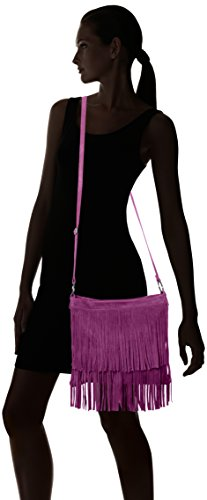 Handbags Bolso Daniela Purple Light Bandolera Morado Mujer Girly fAdx1nqwf