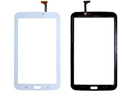 DAZONE 7.0 Touch Screen Digitizer for Samsung Galaxy Tab 3 3G WiFi T210R T210 T210L T211 T217A + 7 Tools(White) (Tablet Samsung Galaxy Tab 3 7 3g)
