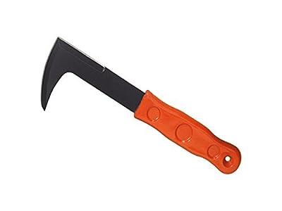 Garden Edging Knife Hardened & Tempered Coated Steel Blade Best Use for Weeding Between Paving Bricks/rocks