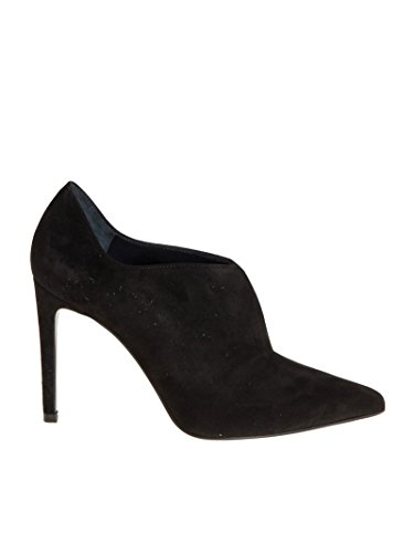 Weitzman Escarpins WL47331BLACK Noir Cuir Stuart Femme TdExqvxOwX