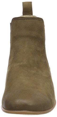 Tamaris Damen 25334 Chelsea Boots Grün (Olive)
