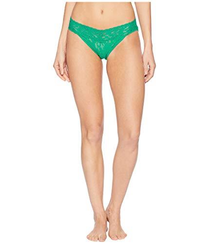 Hanky Panky Women's Signature Lace V-Kini Garland Green Medium