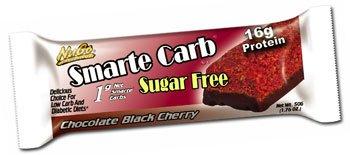 NuGo Nutrition Smarte Carb Black Cherry Bar 12 Bar(S)