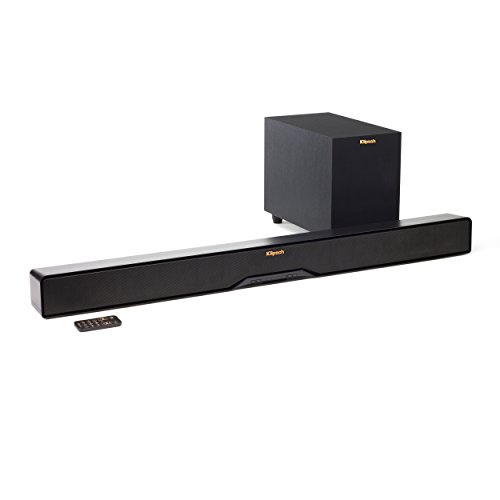 Klipsch Reference Series R-4B 2.1 Channel Sound Bar by Klipsch