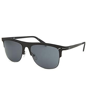 Calvin Klein Platinum CK2141S Sunglasses 001 Black