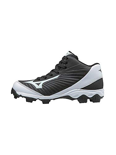 Mizuno (MIZD9) Youngsters' 9-Spike Advanced Franchise 9 Molded Youth Baseball Cleat-Mid Shoe – DiZiSports Store