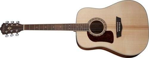 Washburn Heritage 10 Series HD10SLH Left-Handed Acoustic Gui