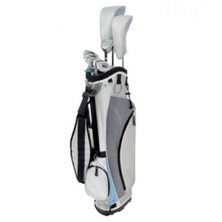 AGXGOLF Ladies Right Hand XCESS All Graphite Golf Club Set w/Bag+Free Putter; Petite, Regular orTall Length; Fast Shipping
