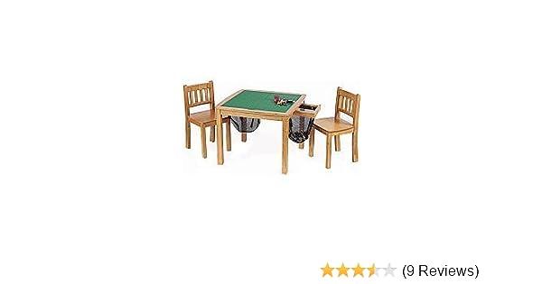 Amazon.com: Imaginarium LEGO Activity Table and Chair Set: Toys & Games