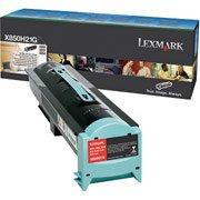 (Lexmark X850H21G X850H21G Toner, 30000 Page-Yield, Black)